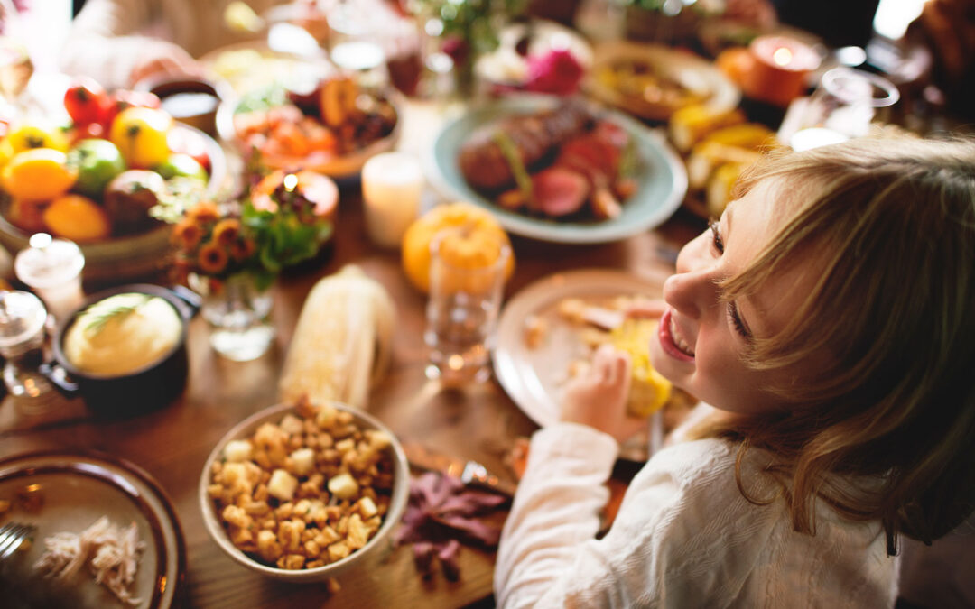 Picky Eater Tips for Holiday Meals