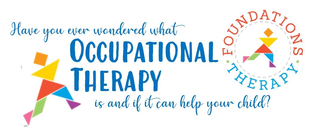 Have you ever wondered what Occupational Therapy is and if it can help your child